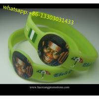 Wholesale Cheap custom ruber silicone bracelet promotion silicone wristband for sale
