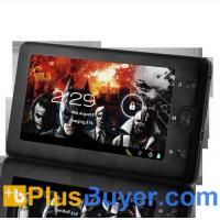 China Pocket Rock - Mini Android 4.0 Tablet: 4.3 Inch, 1.0GHz CPU, 4GB Memory, 1400mAh on sale