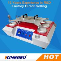 Wholesale 150kg 6 Heads Abrasion Textile Testing Machine With Grips Manual / Automatic Operation from china suppliers