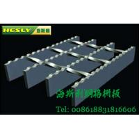 Buy cheap Steel Grating, 32*5mm serrated bar grating, flat bar grating, I bar grating from wholesalers