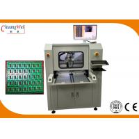Wholesale Stand Alone CNC PCB Router Machine With 0.01mm Positioning Repeatability from china suppliers