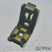 Wholesale QFP64 IC socket adaptor from china suppliers
