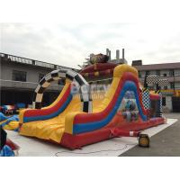 Quality Water-Proof Inflatable Obstacle Course / Inflatable Outdoor Play Equipment for sale