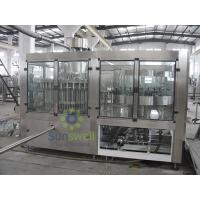 China Automatic Juice Hot Filling Machine Stainless Steel With Electric Driven on sale