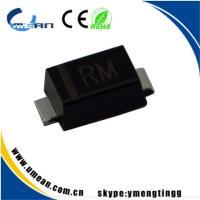 Wholesale UMEAN : SMD SOD-123 Zener Diode HZD5244B 14V Z44 from china suppliers
