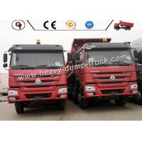 China 30-50 Ton Small Heavy Dump Truck For Construction Work , Commercial Dump Trucks for sale