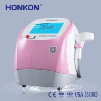 Diode Laser Hair Removal Machine / 808nm Laser Hair Removal Machine with fast treatment