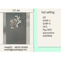 Wholesale 5mg / 2mg Protein Peptide Hormones CJC DAC Pharmaceutical Grade CAS 863288-34-0 from china suppliers
