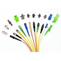 Wholesale SC Connector Female Fiber Optic Patch Cord OEM Production Line With High Capacity from china suppliers