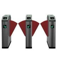 Wholesale Superior Flap Barrier Gate , Remote Control Turnstile Security Systems from china suppliers