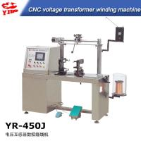 Wholesale YR-240J coil winding machine for current transformer potential transformer toroidal winding machine from china suppliers