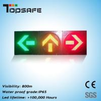Wholesale 200mm (8 inches) Traffic Signal Lamp with 3 Directional Arrows (TP-FX200-3-203-3) from china suppliers