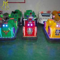 Wholesale Hansel entertainment park arcade game machine kids plastic bumper car for sale from china suppliers