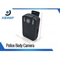 Wholesale Portable Small Police Body Camera 32G 3500mAh Battery With Motion Detection from china suppliers