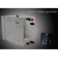 Buy cheap 3KW - 24KW 220V Commercial Sauna Steam Generator Steam Bath Generator from Wholesalers