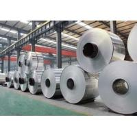 Wholesale Aerospace Alloy Flat Aluminum Coil Roll With High Tech Temper O / T4 / T6 / T651 from china suppliers