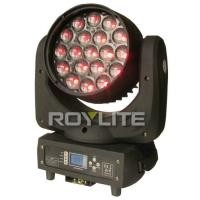 Wholesale 19 x 12w Osram LED Beam Moving Head , 4 in 1 LEDs Aura LED Wash Light from china suppliers