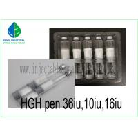 Wholesale Human Growth Hormone HGH PEN 36IU 16IU 10IU 12629-01-5 For Bodybuilding Functions from china suppliers