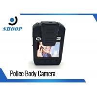 Wholesale Waterproof Police Body Cameras 3500mAh Battery Capacity With 2 Inches Display from china suppliers