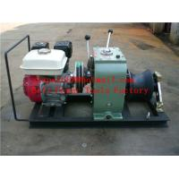 Wholesale Cable bollard winch ,Cable Drum Winch,Cable pulling winch from china suppliers
