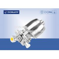 Buy cheap Stainless Steel Actuator,Welding Multipass Pneumatic Sanitary Diaphragm Valve ss316L , from wholesalers