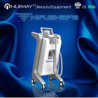 Buy cheap most effective vertical HIFUSHAPE slimming machine for body slimming and body from wholesalers