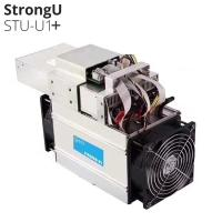 Wholesale DCR miner DECRED miner Bitcoin Mining Device 12.8TH/S with PSU StrongU Miner STU-U1+ from china suppliers