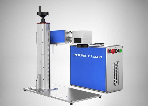 Quality 20W 30W 50W Fiber Laser Marking Machine for Metal and Plastic with CE FDA for sale