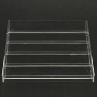 Wholesale muti-tier desktop acrylic nail polish holder, lucite makeup organizer, perspex nail polish display stand from china suppliers