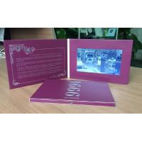 """Wholesale High resolution digital birthday cards , 2.4"""" / 4.3"""" / 5"""" / 7"""" video business cards from china suppliers"""