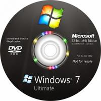 Wholesale Full Version Windows 7 Ultimate OEM Key 64 Bit Operating System DVD / CD from china suppliers