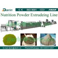 China Stainless Steel food extrusion machine / equipment with two screw extruder on sale