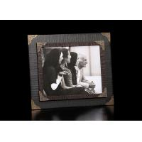 "China Antique Black Finishing Tabletop Photo Frame With One 8""x10"" Opening On A Big Board on sale"