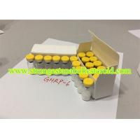 China Fat Loss Hormones Powder Ghrp-6 Polypeptide on sale