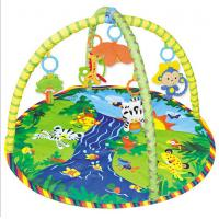 Wholesale Tropical Baby Activity Gyms Happy Garden Baby Play Gym And  Mat Activity Toy And Floor Soft Foam Toddler Child from china suppliers
