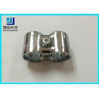 Wholesale Multifunctional Flexible Chrome Tube Connectors HJ-11D  2.5mm Thickness from china suppliers