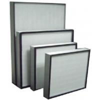 Wholesale H13 Clean Room Filter Highly Efficient Compact Hepa Filter For Micro-chip field from china suppliers