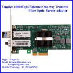China 1000Mbps Gigabit Ethernet PCI Express x4 Bus Interface Single Transmit Port Server Network Adapter 1G2PF571-SFP-TX for sale