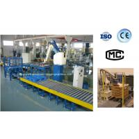 Wholesale PLC Controls Automatic Stacking Machine , Robot Palletizer Machine from china suppliers