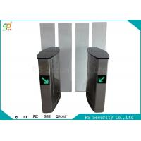 Wholesale IR Sensor Intelligent Speed Gates Self-checking And Alarm Warning Turnstile from china suppliers