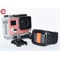 Wholesale OEM EF88BR Ultra Hd Sports Camera Wifi , Portable Car DVR Multi Language from china suppliers