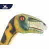 Mechanical Alive Outdoor Dinosaur Lawn Ornament / Large Dinosaur Models for sale