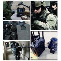 China Military Portable RF Signal Vehicle Bomb Jammer All Cell Phone Signal Jammer With DDS Convoy Jamming System on sale