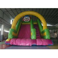 Wholesale Fire Resistant Double Lane Commercial 18 Foot Inflatable Slide For Garden from china suppliers