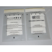 Wholesale Laminated 95Kpa Biohazard Transport Specimen Bags from china suppliers