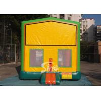 13x13 commercial inflatable module bounce house with various panels made of 18 OZ. PVC tarpaulin for sale
