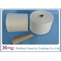 Wholesale Spun Polyester Sewing Thread paper cone yarn or plastic cone yarn from china suppliers