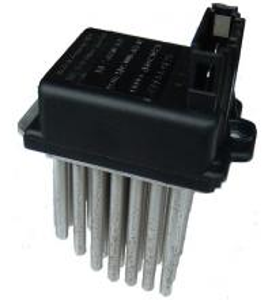 Wholesale AC Blower Resistor Regulator For Audi , Blower Heater Fan Resistor OE NO 1J0907521 from china suppliers