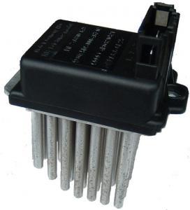 Wholesale Heater Fan Car Blower Resistor , Audi Blower Resistor Regulator 4B0-820-521 from china suppliers