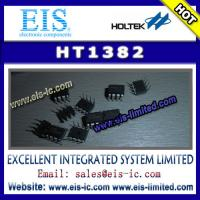Wholesale HT1382 - HOLTEK - I2C/3-Wire Real Time Clock - Email: sales009@eis-ic.com from china suppliers